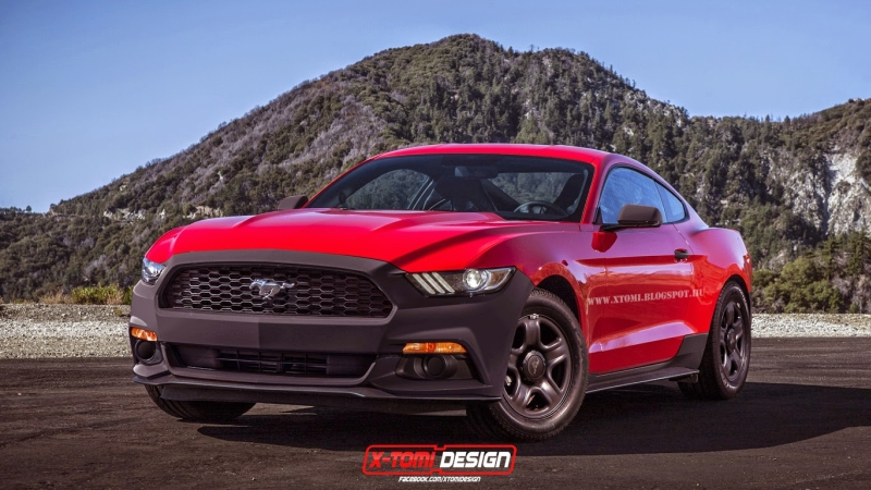 Ford Mustang Base2